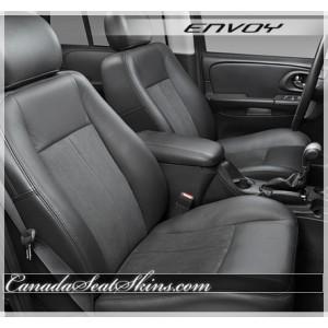 2005 - 2009 GMC Envoy Katzkin Leather Seats