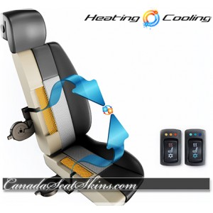 Katzkin Degreez Seat Cooling Systems