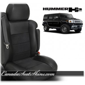 2004 2005 2006 Hummer H2 Katzkin Leather Seats