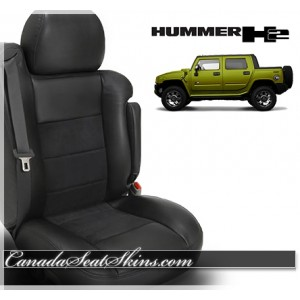 2005 2006 2007 2008 2009 Hummer H2T Katzkin Leather Seats