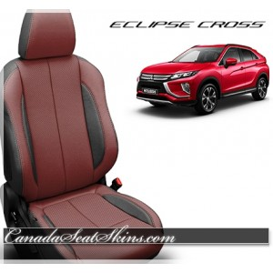 2018 - 2019 Mitsubishi Eclipse Cross Katzkin Custom Leather