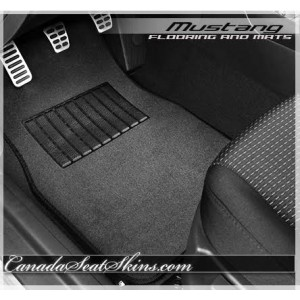 2005 - 2014 Ford Mustang Carpet Kit