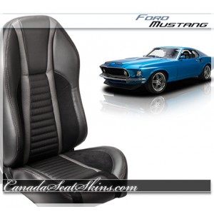 1970 - 1973 Ford Mustang Mach 1 Bucket Seats