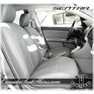 2007 - 2011 Nissan Sentra Clazzio Seat Covers