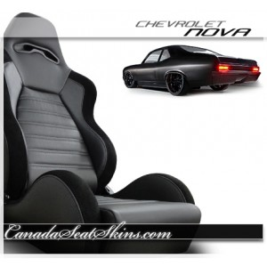 1968 - 1972 Chevrolet Nova VXR Restomod Bucket Seat Conversion