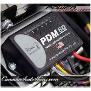 Rowe PDM60 Accessory Motorsport Fuse Panel