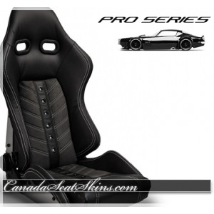 VXR Chicane Pro Series Restomod Bucket Seats
