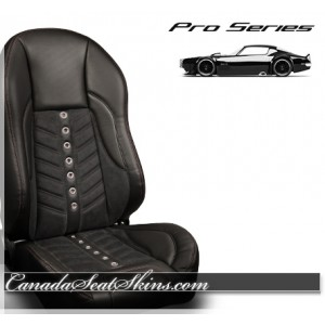 TMI Sport VXR Pro Series High Back Bucket Seats