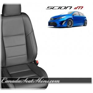 2016 Scion IM Black Leather Seats
