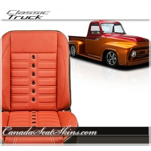 Pro Series Sport X Restomod Truck Bucket Seats