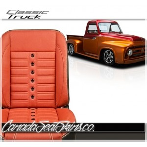 Pro Series Sport X Restomod Truck Bucket Seats
