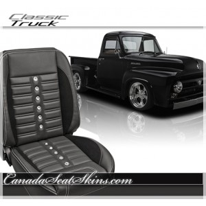 Pro Series Truck Restomod Bucket Seats