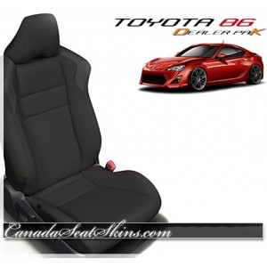 2017 - 2019 Toyota 86 Dealer Pak Promo Leather Kit