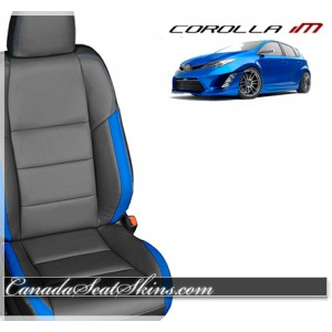 2016 - 2019 Toyota Corolla IM Kaztkin Leather Seats
