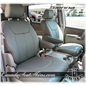 2005 - 2010 Toyota Sienna Clazzio Seat Covers