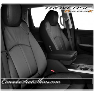 Chevrolet Traverse Leather Seat Kits