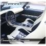 1971 - 1981 Camaro TMI Sport XR Restomod Interior