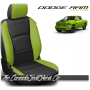 2009 - 2021 Dodge Ram DS Sublime Custom Leather Seat Kits