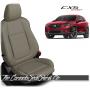 2013 - 2016 Mazda CX5 Sport Custom Puddy Leather Seats
