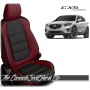 2013 - 2016 Mazda CX5 Medium Red Custom Leather Seats