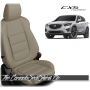 2013 - 2016 Mazda CX5 Tan Perforated Custom Leather Seats