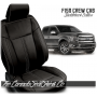 2015 - 2020 F150 Black Stone Limited Edition Saddleback Leather Upholstery