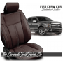 2015 - 2020 F150 Coffee Limited Edition Saddleback Leather Upholstery