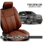 2015 - 2020 F150 Cogac Limited Edition Saddleback Leather Upholstery