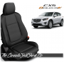2016 Mazda CX5 Sport Dealer Pak Leather Conversion Kit Black
