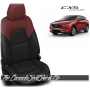 2017 - 2020 Mazda CX5 Sport Custom Red Wing Leather Seats