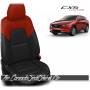 2017 - 2020 Mazda CX5 Sport Custom Red Leather Seats