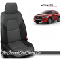 2017 - 2020 Mazda CX5 Sport Custom Charcoal Grey Leather Seats