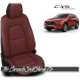 2017 - 2020 Mazda CX5 Sport Custom Medium Red Leather Seats
