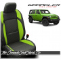 2018 - 2020 Jeep Wrangler JL Custom Leather Seats