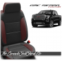 2019 - 2021 GMC Sierra Custom Designer Leather Seats