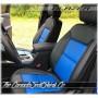 2019 - 2020 Chevrolet Blazer Custom Black Cobalt Leather Seat Design Installed