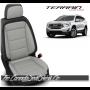 2018 2019 2020 GMC Terrain White Custom Leather Seats