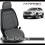 2018 2019 2020 GMC Terrain Ash Grey Design Leather Seats