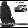 2018 2019 2020 GMC Terrain Black Custom Leather Seats
