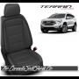 2018 2019 2020 GMC Terrain Graphite Design Leather Seats