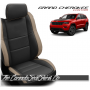 2011 - 2020 Jeep Grand Cherokee Custom Adobe Leather Seats