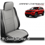 2011 - 2020 Jeep Grand Cherokee Custom Alabaster Leather Seats