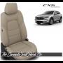 2017 - 2020 Mazda CX5 Touring Custom Bisque Leather Seats
