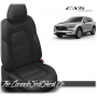 2017 - 2020 Mazda CX5 Touring Custom Black Leather Seats