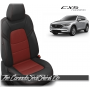 2017 - 2020 Mazda CX5 Touring Custom Red Leather Seats