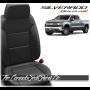 2019 - 2021 Chevrolet Silverado Katzkin Leather Seat Promotion