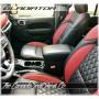 Jeep Gladiator Ultimate Leather Interior Design