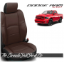 2009 - 2013 Dodge Ram Sport Custom Leather Seats