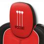 Chip Foose Camaro Custom Leather Interior Logo