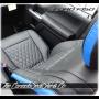 2015 - 2020 Ford F150 Crew Cab Tekstitch Leather Interior
